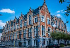 2018 - Belgium - Gent - University of Ghent Rommelaere Campus (Ted's photos - For Me & You) Tags: 2018 belgium cropped ghent nikon nikond750 nikonfx tedmcgrath tedsphotos vignetting universityofghentrommelaerecampus rommelaerecampus rommelaerecampusghent ghentrommelaerecampus ghentbelgium