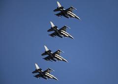 F-16 Vipers_WA_KLSV_2094 (Mike Head -Jetwashphotos) Tags: lockheedmartin gd generaldynamics fightingfalcon viper upwind break n nv nevada us usa america