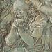 DÜRER Albrecht (Ecole) - Crucifixion (drawing, dessin-Louvre INV18640) - Detail 099