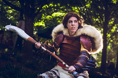 SP_81777 (Patcave) Tags: dragon con dragoncon 2018 dragoncon2018 cosplay cosplayer cosplayers costume costumers costumes valka how train your 2 viking dreamworks animation dragonrider httyd2