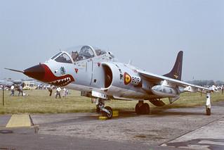 VAE.1-2 McDonnell Douglas TAV8S Harrier EGVA 30-07-94