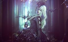 904 (♥ Nekotto ♥) Tags: thearcadegacha bonbon sempiternal aulovely violentseduction catwa vco barberyumyum deviousmind genesislab cureless goth halloween