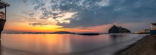 Ischia sunrise