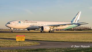 PK-GID  Boeing 777-300 - Garuda Indonesia
