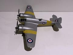 Beaufighter target tug (joolsgriff) Tags: tamiya 148 beaufighter targettug 21 model kit conversion