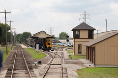 Monticello Rail Museum (Ray Cunningham) Tags: monticello rail museum railway trains illinois