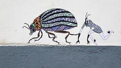 / Drongensesteenweg - 20 aug 2018 (Ferdinand 'Ferre' Feys) Tags: gent ghent gand belgium belgique belgië streetart artdelarue graffitiart graffiti graff urbanart urbanarte arteurbano ferdinandfeys polcosmo pasteup wheatpaste