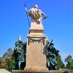 Des Moines  Iowa - Soldiers and Sailors  Monument  - Historical - State Capitol Grounds thumbnail