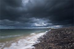 End of Summer! (karindebruin) Tags: brouwersdam goereeoverflakkee nederland netherlands ouddorp zuidholland clouds wolken beach strand dijk