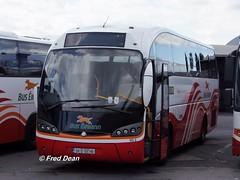 Bus Eireann VG3 (04D59746). (Fred Dean Jnr) Tags: buseireann dublin august2010 broadstonedepotdublin broadstone volvo b12b sunsundegui sideral buseireannbroadstonedepot vg3 04d59746