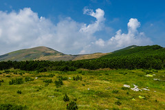 Vranica mountain, Bosnia and Herzegovina (HimzoIsić) Tags: landscape mountain mountainside mountaineering peak hill outdoor travel nature place clouds