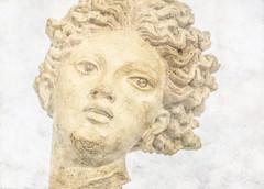 Etruscan Head (judy dean) Tags: judydean 2018 rome museum etruscan