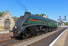 60009 Union of South Africa (gareth46233) Tags: 60009 unionofsouthafrica wansford nvr nenevalleyrailway lner a4