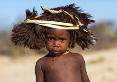Cute mucubal tribe boy wearing a fur headwear, Namibe Province, Virei, Angola (Eric Lafforgue) Tags: africa africanculture africantribe angola angola180324 angolan black boys childhood children colourimage cultures cute day developingcountries ethnicgroup headshot headwear horizontal humanbeing indigenousculture lifestyles lookingatcamera mucabale mucubai mucubal mugubale nonurbanscene onechildonly oneperson outdoors photography portrait realpeople ruralscene tribal tribe virei namibeprovince ao
