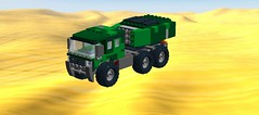 PM-21 Barako (PH_Builder) Tags: lego rocket artillery self propelled military army philippines