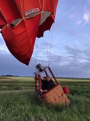 180613 - Ballonvaart Annen naar Nieuwe Pekela 4