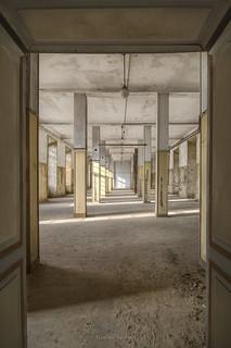 Forgotten dormitory