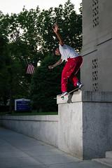 Rashad Murray (TobiasAngel) Tags: skateboarding skate washington dc flash photography canon 7d