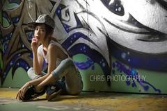丸子 (Chris Photography(王權)(FB:王權)) Tags: 丸子 王瀞妤 王權 fashion taiwangirl girl 2470lii 5d4 5dmark3 5dmark4 canon