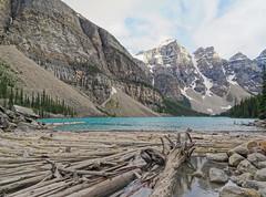 Yoho National Park - Moraine Lake (anjaherzog1) Tags: kanada canada yoho morainelake