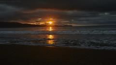 Sunset over Utria National park (pbertner) Tags: rainforest southamerica colombia beach sunset landscape pacificcoastal bahiasolano jardinbotanicodelpacifico choco
