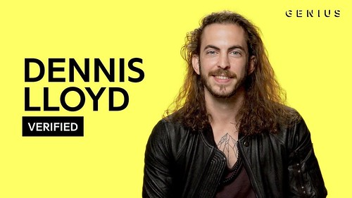 Dennis Lloyd fan photo