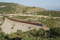 2062 025 (Drehstromkutscher) Tags: kroatien croatia hrvatske železnice railway railfanning railways railroad emd class 2062 train trainspotting trains eisenbahn