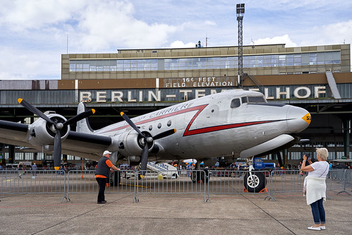 Berlin Tempelhof - Sommerfest 2018