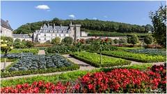 La Forêt, le Chateau et le Jardin Potager (didier_chantal49) Tags: architecture chateau indreetloire jardin parc villandry france fr