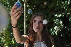 Alexia #2 (matgau) Tags: canon6d portrait collaboration femme woman modèle model extérieur poétique miseenscène boules féérique masdesoiseaux occitanie france