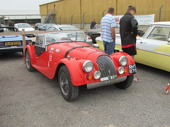 Morgan Plus Four RHT871S (Andrew 2.8i) Tags: haynes motor museum breakfast meet sparkford yeovil somerset show classic classics cars car autos british sports sportscar roadster open cabriolet convertible 4 four plus morgan plus4