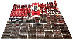 M-Throne Army 2018 (azmitimur) Tags: mtron mthrone lego legospace legoarmy afol bricks
