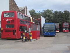 Go North East Saltmeadows Road Depot, Gateshead (captaindeltic55) Tags: