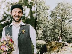 a&m wedding in cologne (Yuliya Bahr) Tags: wedding groom men man manportrait portrait diptych weddingdetails menstyle hipster beard green tree bridge 50mm smile bokeh hochzeit hochzeitsfotografiekoeln hochzeitsfotografrittergutorr hochzeitrittergutorr
