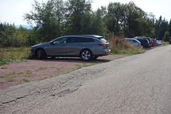 Opel Insignia Sports Tourer (mgheiss) Tags: opel insignia sportstourer kombi car sony rx100 schliffkopf schwarzwald blackforest parkplatz autos
