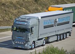 Makolla Transporte (D) (Brayoo) Tags: euro6 daf lkw lorry transport truck camoin