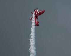 DSB_3626 (Copy) (pandjt) Tags: gatineau quebec airshow aéroportexécutifgatineauottawa aero aerogatineauottawa aerogatineauottawa2018 aircraft airplane aviatpittsspecial pittsspecial aerobaticbiplane biplane cgnwf