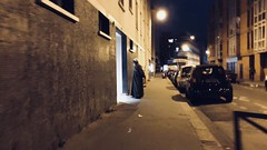 18-09-18 Rue des Partants, 75020 (marisan67) Tags: night iphoneographie photodenuit 365projet picoftheday 2018 nightphoto paris photographie pola rue polaphone lights mobilephotographie photo photoderue iphonographer urban detail streetphoto 365project 365 urbanphotographie photodujour street projet365 streetphotographie lumière pictureoftheday iphoto instantané iphonography photooftheday light iphonegraphy iphonographie détail nuit streetphotographer cliché iphone