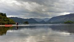 """Family time"" (42jph) Tags: nikon d7200 lake district cumbria england uk derwentwater keswick water waterscape landscape"