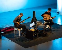Minimal Atmos Oud Bass Duo (CH) / Jeker – Moser (Nová Synagóga) Tags: sngg zilina concert moser jeker classical novasynagoga minimalatmosoudbassduo koncert