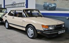 B276 VPO (1) (Nivek.Old.Gold) Tags: 1985 saab 900 turbo dohc 16 3door 1985cc aca