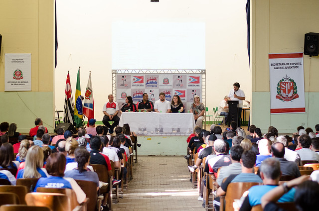Congresso Técnico JEESP 2018