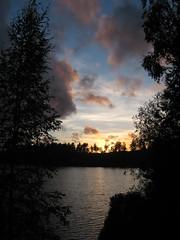 IMG_6492 (SeppoU) Tags: suomi finland lohja maisema landscape ilta evening syyskuu september 2018 veteraanikamera veterancamera canon ixus 80is