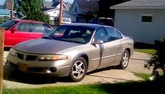 Classic Pontiac! (Maenette1) Tags: classic pontiac fourdoor bonneville menominee uppermichigan flicker365 allthingsmichigan absolutemichigan projectmichigan