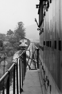 Riding Southern XEast, meeting East Local at TitoVA-1969