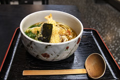Japanese Tenbura Udon (Synghan) Tags: japan japanese tenbura udon shrimp prawn noodle kyoto food meal eating cuisine dinner lunch spoon nori seaweed fried fry delicious palatable interesting awe wonder fulllength bowl hot soup neat plain restaurant tranquility peace photography horizontal indoor colourimage fragility freshness nopeople foregroundfocus adjustment vivid sweet famousfood fame oriental eastasia asia canon eos80d 80d sigma 1770mm f284 dc macro lens 우동 텐부라 일본 음식 새우