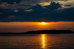 Finland Summer Sunsets 3 (chriswalts) Tags: finland scandinavia travel helsinki sunset midnightsun beach