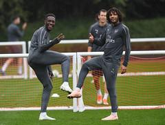 Arsenal Training Session (Stuart MacFarlane) Tags: uefachampionsleague sport soccer clubsoccer soccercompetition stalbans england unitedkingdom gbr