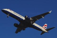 G-LCYR (Menorca LEMH-MAH) (TheWaldo64) Tags: lemh menorca mah bacityflyer britishairways embraer erj190 glcyr