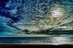 Sky Theatre (*Capture the Moment*) Tags: 2017 clouds cruise cruiseship elemente greenland grönland himmel holidayontheatlantic msdeutschland sky sonya7m2 sonya7mii sonya7mark2 sonya7ii sonyfe2470mmf4zaoss sonyilce7m2 wasser water wetter wolken cloudy wolkig